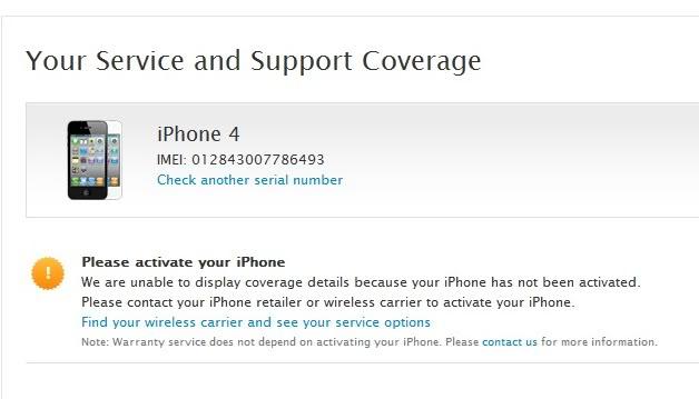 Cách chọn mua iPhone 4 xịn